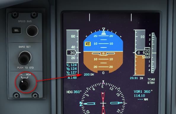 MJC8 Q400 Sample Flight